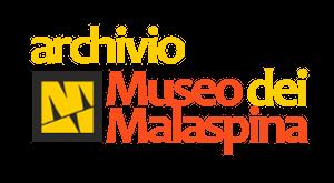 logo archivio museo malaspina